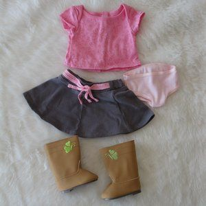 American Girl True Spirit Outfit NEW-Unused